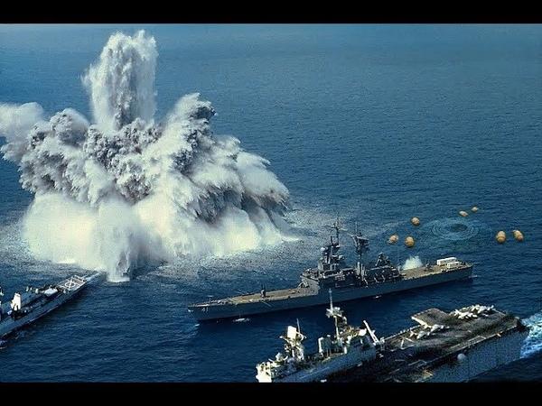 Норвежский флот открыл огонь по подводному НЛО,то,что произошло дальше,в голове не укладывается