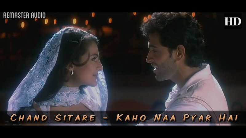 Chaand Sitare Phool aur Khushboo - Kaho Naa Pyaar Hai (2000) Full Video Song *HD*