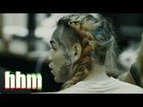 6IX9INE - NUTS ft. LIL UZI VERT (Official hhm Music Video)