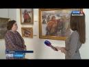 В Мордовии создадут фильм о художнике Сычкове (ГТРК Мордовия)