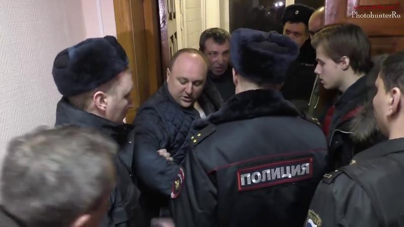 Камера хуже пистолета 6. Аn Тоn и Тупой Комяк задержаны по беспределу. Мытищи, полиция.