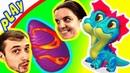 БолтушкА, ПРоХоДиМеЦ и Подписчики СОЗДАЛИ Дракона КЛАНА! 116 Игра для Детей - Легенды Дракономании