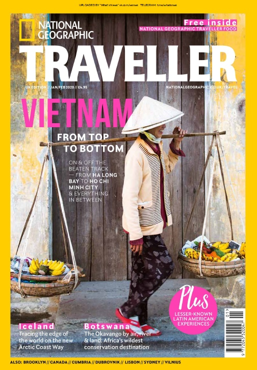 National Geographic Traveller UK - 01.2020 - 02.2020