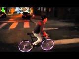 Super подсветка для велосипеда колпачек на нипель