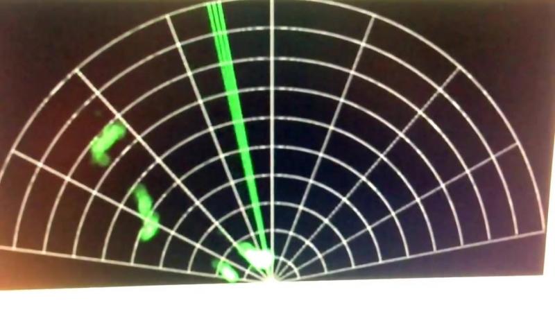 Ардуино - радар