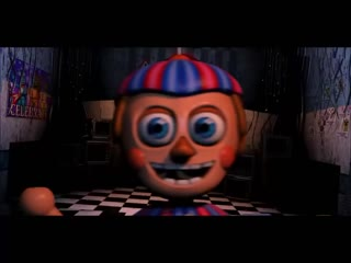 Balloon Boy Jumpscare - Скример Мальчика с Шарами - Five Nights at Freddy's 2.mp4