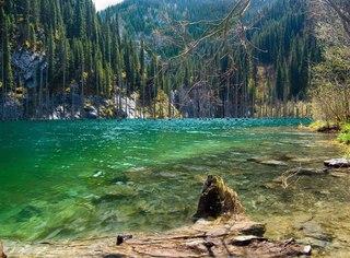 Дары Природы - Реки и озера Казахстана