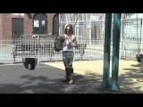 Jessica Alba takes her daughter Haven Garner Warren to a playground in New York City - Part 1