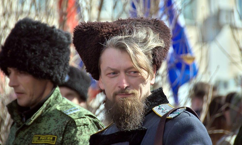 Атаман Константин Локтев