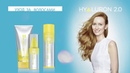 Утолите жажду Ваших волос с Hyaluron 2.0