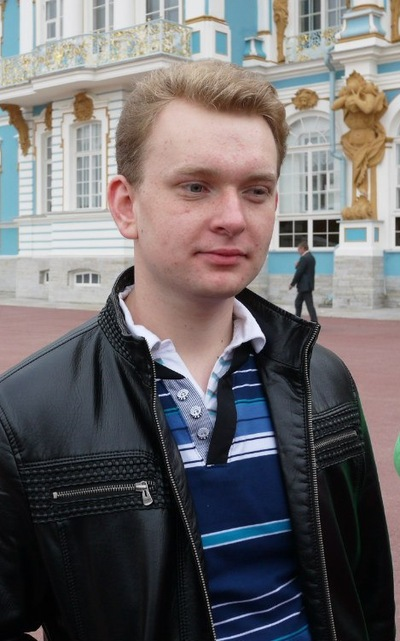 Андрей Третьяков, 1 апреля 1996, Санкт-Петербург, id134981479