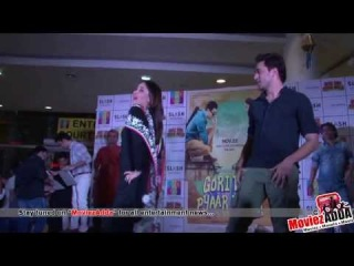 Gori Tere Pyaar Mein Movie Promotion   Kareena Kapoor, Imran Khan @ R City Mall