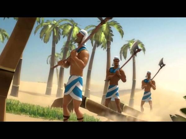 AMV Spartans Roma XD VS Egypt