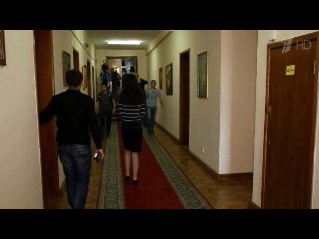 Причиной гибели большинства в Доме профсоюзов стало отравление неизвестным газом сообщил В. Боделан Первый канал