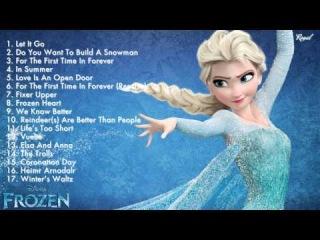 Best Frozen Songs OST [Full Album + Mp3 Audio]
