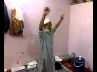 Mama Pashto Funny Dance Qarar Rasha Song