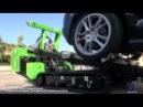 EasTract fabbricato da Officine Antolini Mezzo cingolato per il recupero e movimento automezzi