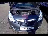 Авторазбор Opel Meriva 2011г 1.4 A14NET МКПП пробег 65т