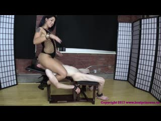 Mariah - sexy mariah facesits a scrawny guy brat princess bratprincess femdom