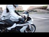 Кутой клип про мото Yamaha R1))