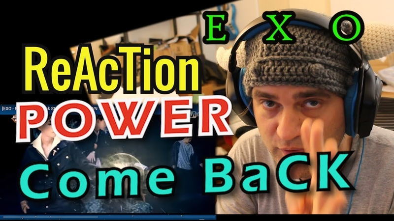 Reaction EXO - Power Comeback Stage Classical Guitarist Reacts Review