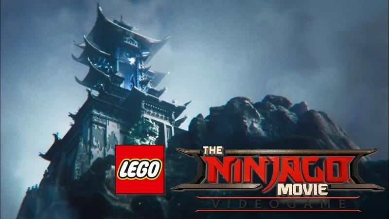 НЕПРИСТУПНАЯ ГОРА ⛰ The Lego Ninjago Movie Videogame