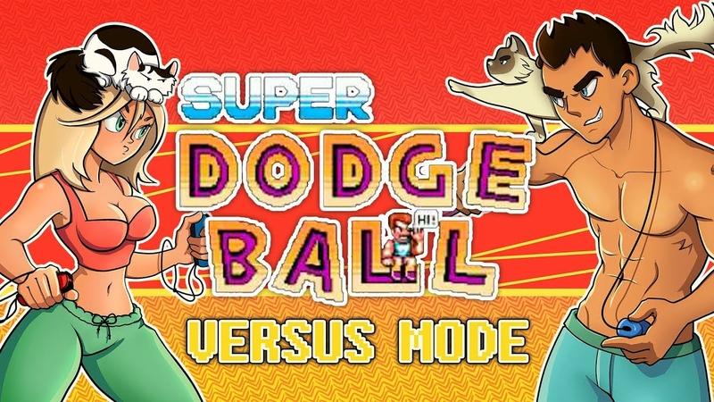 Super Dodge Ball Китайцы Против Японцев Time Wobblers Versus