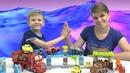 Мультик 2018 Машинки Тачки 3 Игрушки для детей Cars 3 LEGO DUPLO