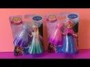 Disney Frozen Anna and Elsa MagiClip Dolls