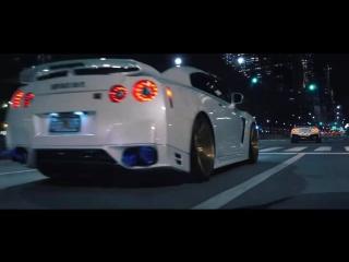 NYC On Fire - Nissan GTR R35 Armytrix