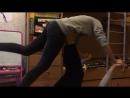 Йога - челендж с Лизой