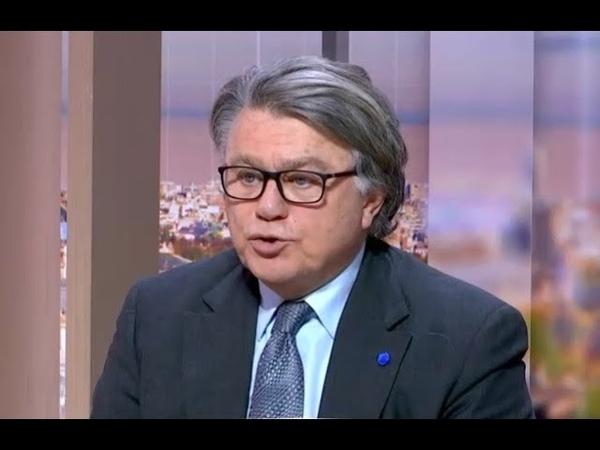 G. Collard : JL Mélenchon oscille entre L. de Funes et Néron 25/10