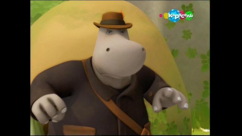 42.Искатель приключений Бабар и приключения слонёнка Баду