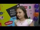 Юные модели со всего Черноземья собрались в Курске Kids Fashion Weekend