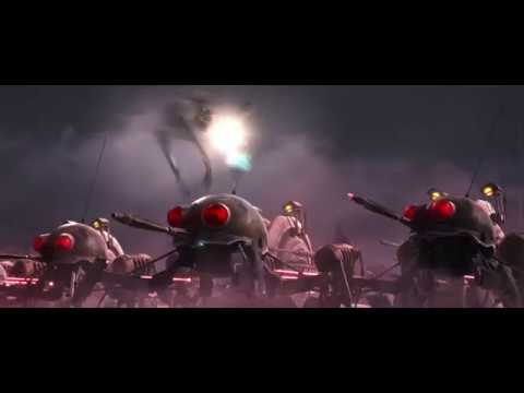 Star Wars Clone Wars Battle of Malastare HD