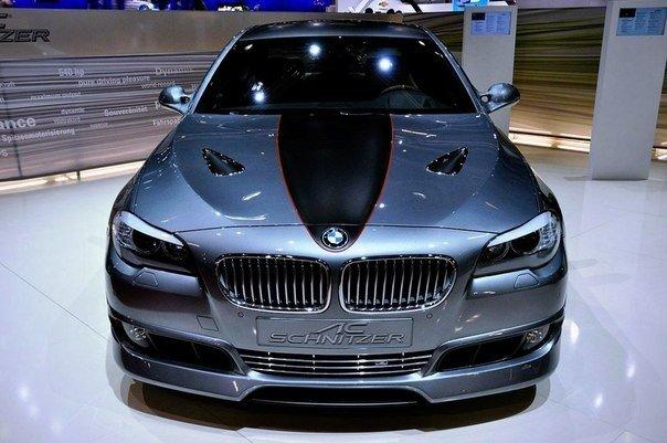 BMW M5 Series F10 (Schnitzer)