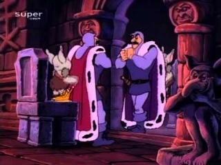Мультфильм Мишки Гамми s3e01a Чёрный рыцарь