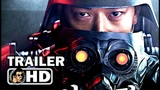 JIN-ROH THE WOLF BRIGADE Trailer (2018) Sci-Fi Action