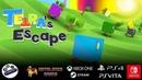 TETRA's Escape Trailer