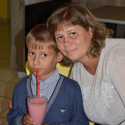 Оксана Сидорова-Молочникова