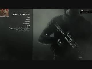 Обзор Call of Duty Modern Warfare 3 - Multiplayer problem
