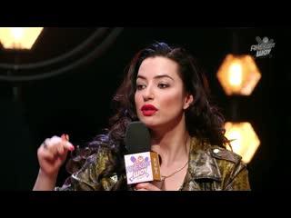 Анекдот шоу: Катя Гершуни про диалог в автобусе