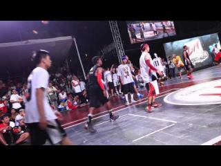 Grand Final LA Lights Streetball 2013 - USA Ballers ft. Iverson Game Highlights