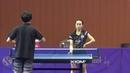 卓球 탁구 伊藤美馬 Ito mima 이토미마 연습 숏핌플 pingpong tabletennis Tischtennis