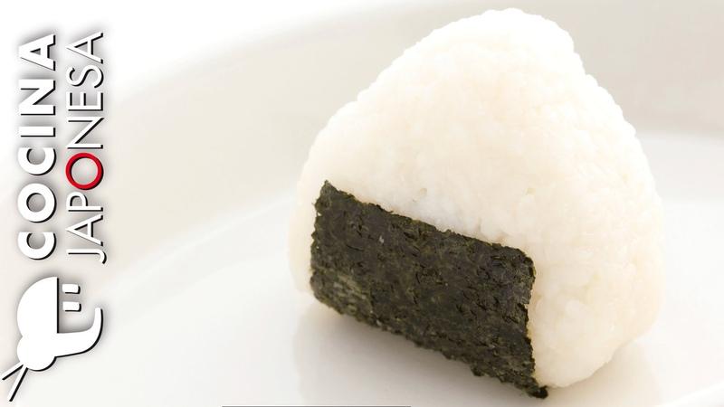 🍙 Recetas japonesas Como preparar Onigiri Cocina Japonesa con Taka Sasaki 🍙