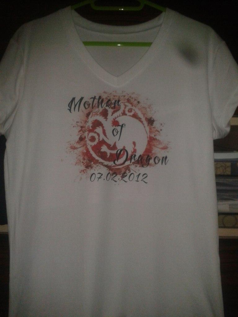Детские и взрослые футболки с любой картинкой! KziEqRLrjEY
