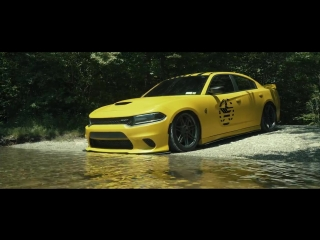 2016 Dodge Charger SRT Hellcat _ Ferrada Wheels