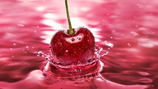 Вишневый сок — эликсир жизни!