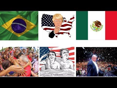 Vitória do esquerdista López Obrador, no México, é um raio de esperança para os brasileiros.