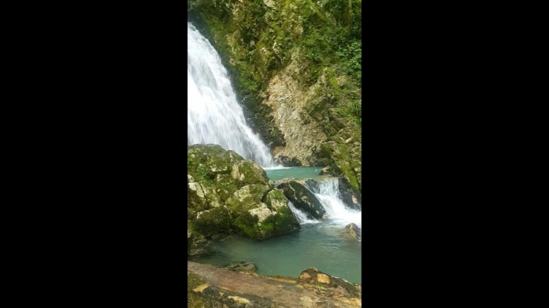 Водопад Хабю Акармара